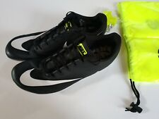 Nike Men's Zoom 400 Track Shoes Spikes Black White 11 AA1205-001 New w/Bag  @kw1