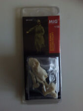 Mig Productions 1/35 africa corrps motorcyclist