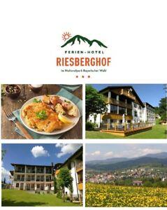 Kurzurlaub Bayerischer Wald 5 Tage mit Halbpension 3★ Hotel Riesberghof