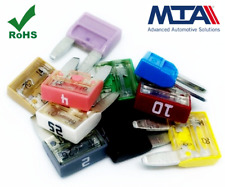 Mini Sicherungen 2A bis 30A ATM APM KFZ LKW Flachsicherung Qualitätsware von MTA