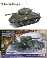 M4 A3 Sherman Tank US Army, Luxembourg 1944 Corgi 1/50 CC51031