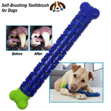 Dog Chew Toy Dog Toothbrush Pets Molar Tooth Cleaning Brushing Stick Doggy BO US