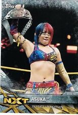 2017 Topps Wwe Women's Division, Moments, NXT-22 Asuka