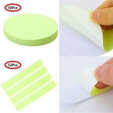 12 Luminous Non-Slip Safety Shower Treads Stickers Tape Bathtubs Floors Strips