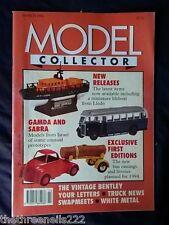 MODEL COLLECTOR - GAMBA & SABRA - MARCH 1994