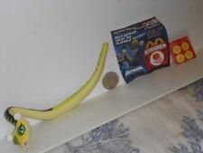 Lot of Vtg. McDonald's Kids Meal Toys: Batman, Snake, Other ?