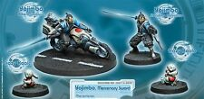 INFINITY - Yojimbo, Mercenary Sword (Mercenaires) *Corvus Belli*