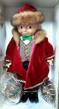 "Effanbee 16"" Kewpie Doll ""Santa"" 1671-112/hard plastic"