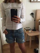 Isabel Marant Rexton Top Blouse Size 36