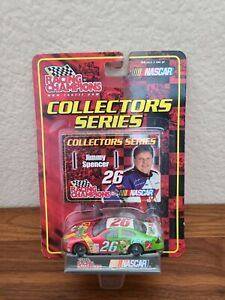 2001 #26 Jimmy Spencer Kmart The Grinch 1/64 Racing Champions NASCAR Diecast