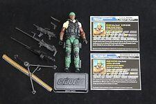GI Joe Hasbro 50th Heavy Conflict 2 Pack Heavy Duty Figure Complete Mint
