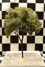 "JTT SCENERY 96025 PROFESSIONAL SERIES 6"" GREEN JACARANDA TREE  1/PK   O-SCALE"