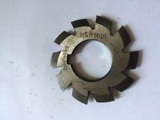 "Involute gear cutter #1, 24DP, PA14.5, 1"" bore, good"
