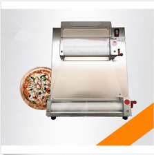 "Automatic and electric pizza dough roller machine,pizza making machine 15"" M"