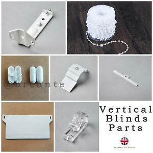 Vertical Blinds Parts  for 89 mm / 3.5 Inches Blind
