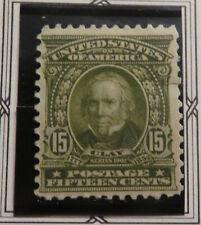 "US Scott #309 ""Clay"" 15¢ MNH XF"