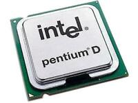 Processeur Intel Pentium D 915, 2,8 GHz Socket LGA775 SL9DA CPU 775 PC