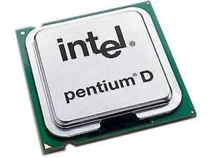 Processeur Intel Celeron D 335J 2.8GHz Socket LGA775 SL7TN CPU 775 PC