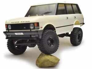 CA78568 Carisma Scale Adventure SCA-1E Range Rover 1981 - RTR
