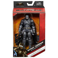 "DC Multiverse BvS ~ 6"" ARMORED BATMAN ACTION FIGURE ~ Batman v. Superman"