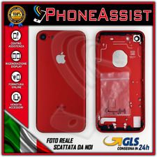 TELAIO SCOCCA POSTERIORE iPhone 7 BACK HOUSING 7G Rosso (Red)