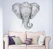 Elephant Nursery Wall Sticker Mural Décor Decal Removable