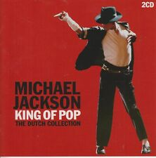 Michael Jackson 2 CD Set King Of Pop The Dutch Collection 2009