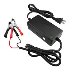 12V Battery Charger for Motorcycles, ATV, Lawn, PWC, Auto and more