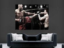 UFC KICKBOXING LARGE  GIANT POSTER PRINT ART SPORT MARTIAL ARTS