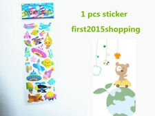 Hot Cartoon Stickers Lot Craft Scrapbooking Paper Stick 1pc Kid Party Foam Gift