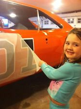 """Fast ship set 2 4"""" tall General lee 01 decal of Hazzard life Small Dukes sticker"""