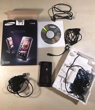 Samsung  GT-S5230 - Noble Black (Ohne Simlock) Handy