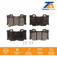 Rear TEC Ceramic Brake Pad For Infiniti G37 Q50 Nissan 370Z Q60 M37 Q70 Q70L M56