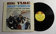 SMOKEY ROBINSON Big Time OST Tamla Rec T6-35551 US 1977 VG+ 5F