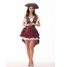 Unbranded Pirate Fancy Dress & Period Costumes