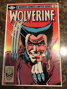 Wolverine #1 1982 NM-