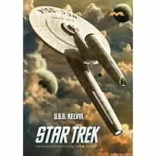 Moebius Models 1:1000 U.S.S Kelvin Star Trek Model Kit MMK976