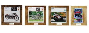 James Arness Marshal Dillon Gunsmoke 1993 Bikes Around The World Card Combo