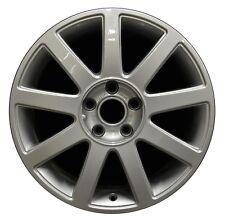 "17"" Audi A4 2000 2001 Factory OEM Rim Wheel 58755 Silver"