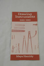 DRAWING INSTRUMENTS: THEIR HISTORY, PURPOSE AND USE ... DRAWINGS ORDER FORM