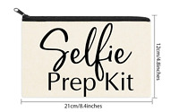 Selfie Kit Cosmetic Bag