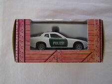 Norev - Porsche 924 - 1/43 - Polizei