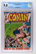 Conan the Barbarian #13 - Marvel 1972 CGC 9.8 - HIGHEST GRADE!