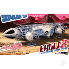 More details for mpc 1:48 space 1999 eagle ii with lab pod plastic kit to build mpc923