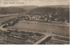 Wendischfähre, Sächsische Schweiz bei Rathmannsdorf, Pirna, Bahnhof, Eisenbahn