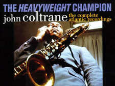 The Heavyweight Champion: The Complete Atlantic Recordings [Box] by John Coltrane (CD, Aug-1995, 7 Discs, Rhino (Label))