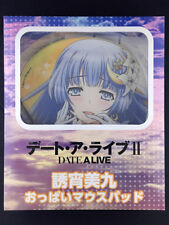 Date A Live II Miku Izayoi 3D Oppai Mouse Pad & Easel official HOBBY STOCK New