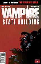 ABLAZE VAMPIRE STATE BUILDING #3 COVER B