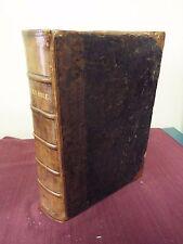 1714 Earliest KJV Bible printed in Ireland - Folio