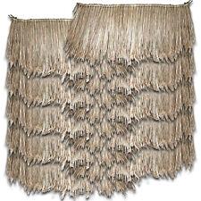 10 x Palmendach Paneel zur Herstellung von Dachelementen im asiatischen Stil